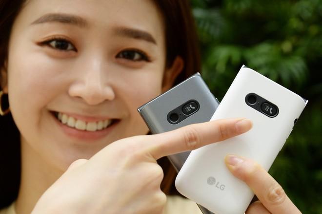 2020 rồi nhưng LG vẫn ra mắt điện thoại nắp gập chạy Android, giá 3.2 triệu đồng - Ảnh 2.