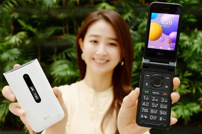 2020 rồi nhưng LG vẫn ra mắt điện thoại nắp gập chạy Android, giá 3.2 triệu đồng - Ảnh 3.