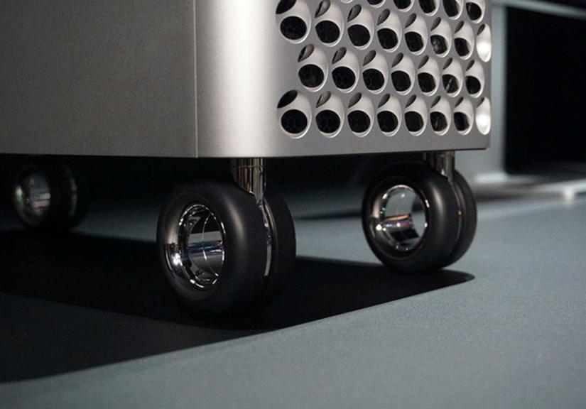 bánh xe của Mac Pro