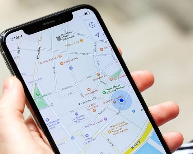 Apple ra mắt trang web theo dõi giãn cách xã hội
