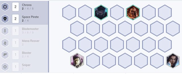 cách build team không tặc
