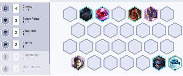 cách build team không tặc dtcl mùa 3