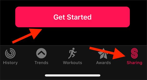 Cách cạnh tranh mục tiêu rèn luyện trên Apple Watch