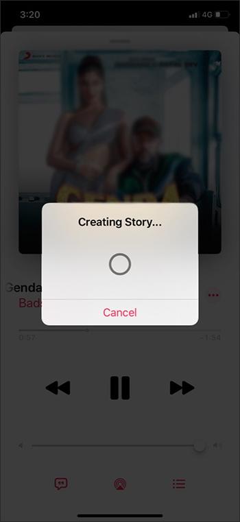 Cách chia sẻ nhạc từ Apple Music lên Facebook, Instagram