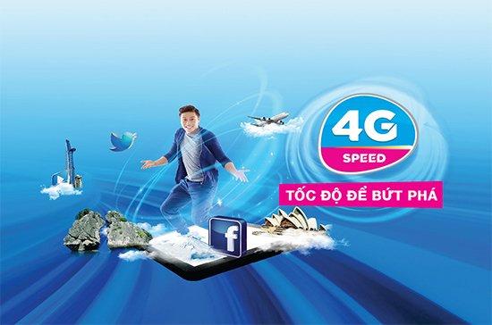 Cách đăng ký gói cước 4G Viettel, MobiFone, VinaPhone siêu rẻ