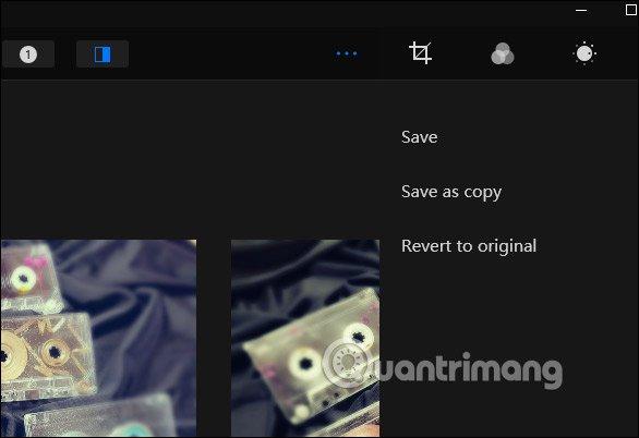 Cách dùng Camera360 Photos quản lý ảnh trên Windows 10