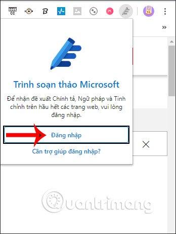 Cách dùng Microsoft Editor kiểm tra chính tả trên Chrome