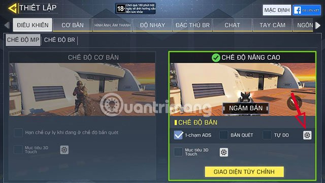 Cách giảm giật lag Call of Duty Mobile - ITCTODAY