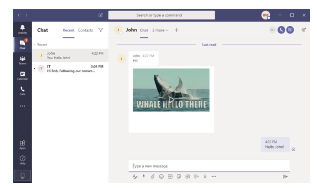 Cách tin tặc hack tài khoản Microsoft Teams chỉ với một tập tin GIF