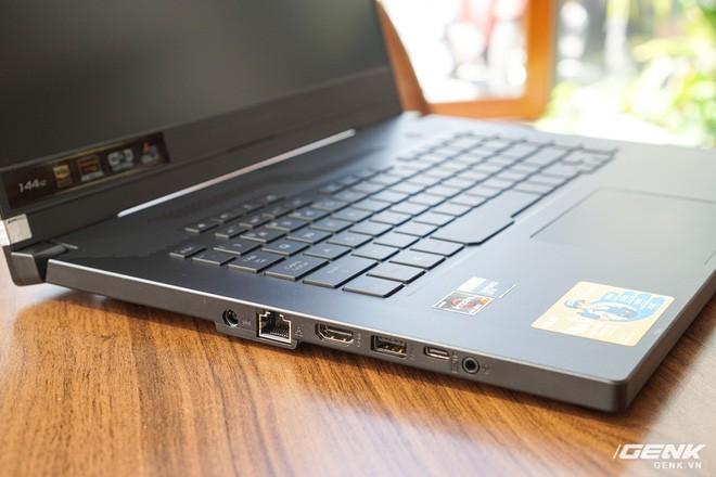 Cận cảnh ASUS ROG Zephyrus G15: Ứng cử viên sáng giá của dòng laptop gaming tầm 30 triệu đồng - Ảnh 9.