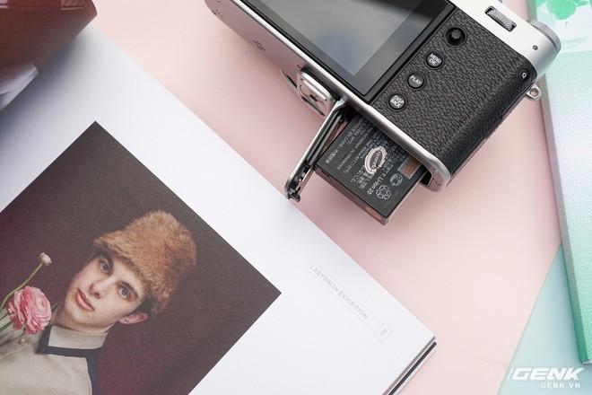 Cận cảnh Fujifilm X100V: Cảm biến 26.1MP X-Trans BSI CMOS thế hệ 4, ống kính 23mm f/2.0 mới, màn hình đã có thể xoay lật 2 hướng - Ảnh 13.