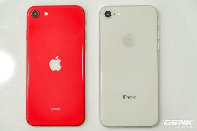 Cận cảnh iPhone SE 2020 đầu tiên tại Việt Nam: Thiết kế giống iPhone 8, giá từ 12.7 triệu đồng - Ảnh 3.