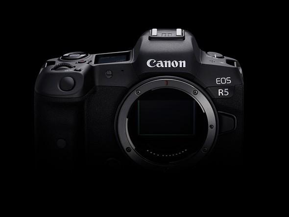 Canon tiết lộ thông số quay video của EOS R5