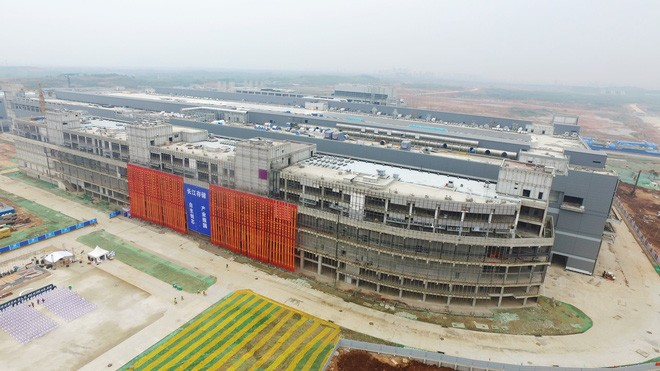 Công ty chip Trung Quốc tuyên bố đã bắt kịp Samsung về công nghệ chip nhớ - Ảnh 2.