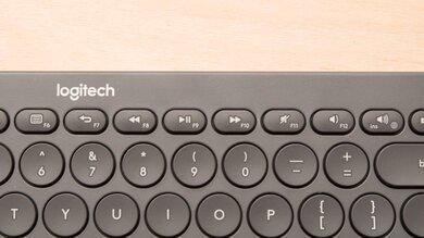 Logitech K380 sử dụng các switch dạng kéo cắt
