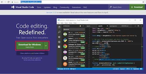 VSCode được phát triển rất tích cực với sự hỗ trợ của Microsoft