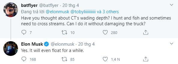 Elon Musk hé lộ 'tính năng ẩn' độc nhất vô nhị của xe bán tải Cybertruck - Ảnh 1.