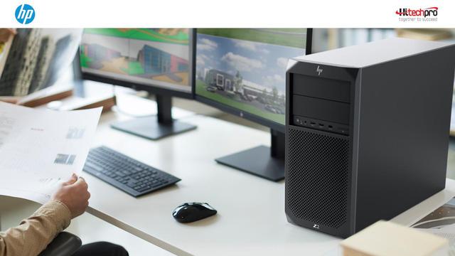HitechPro - Đơn vị hàng đầu trong lĩnh vực phân phối các thiết bị công nghệ - Ảnh 1.