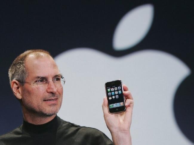 Hóa ra tất cả chúng ta đã bị Steve Jobs 'lừa' khi chiếc iPhone đầu tiên được ra mắt