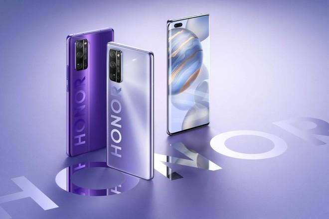 Honor ra mắt Honor 30, 30 Pro và Pro+: Anh em cùng cha khác mẹ với Huawei P40, giá từ 9.9 triệu đồng - Ảnh 1.