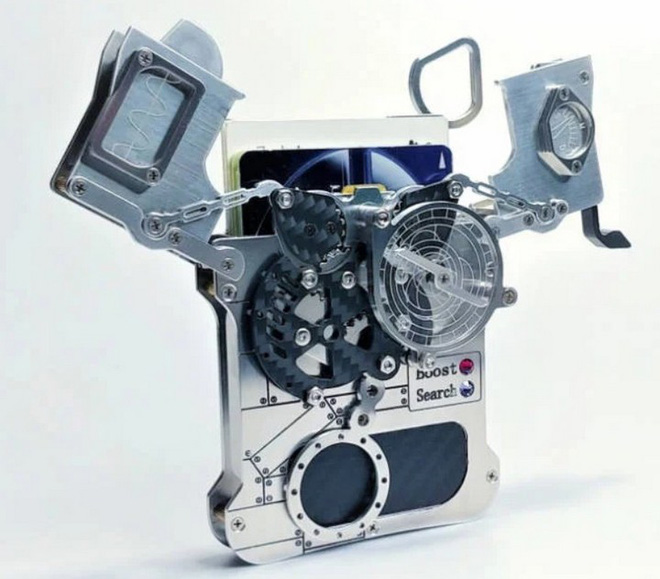 Hộp đựng thẻ phiên bản viễn tưởng này cho thấy óc sáng tạo khác thường của người Nhật - Ảnh 1.