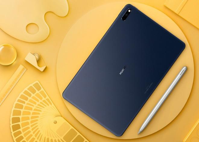 Huawei MatePad ra mắt: Kirin 810, pin 7210mAh, tương thích bút cảm ứng, giá từ 6.3 triệu đồng - Ảnh 2.