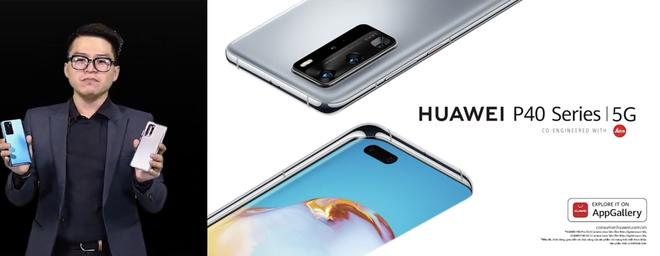 Huawei P40 và P40 Pro chính thức bán ra tại Việt Nam: giá từ 17,9 triệu đồng, 9/5 lên kệ - Ảnh 1.