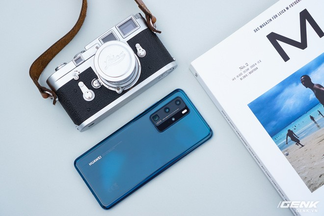 Huawei P40 và P40 Pro chính thức bán ra tại Việt Nam: giá từ 17,9 triệu đồng, 9/5 lên kệ - Ảnh 4.