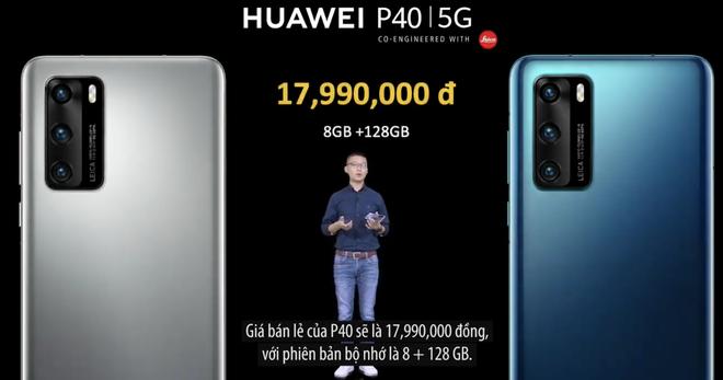 Huawei P40 và P40 Pro chính thức bán ra tại Việt Nam: giá từ 17,9 triệu đồng, 9/5 lên kệ - Ảnh 8.