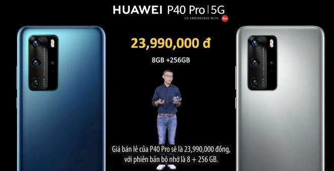 Huawei P40 và P40 Pro chính thức bán ra tại Việt Nam: giá từ 17,9 triệu đồng, 9/5 lên kệ - Ảnh 9.