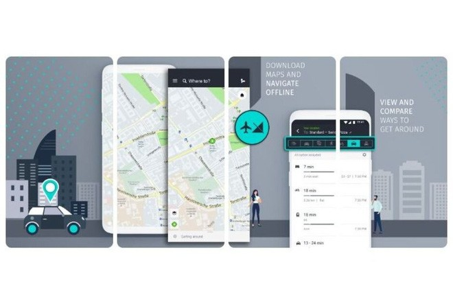 Huawei sẽ dùng HERE WeGo làm ứng dụng bản đồ thay thế cho Google Maps - Ảnh 1.