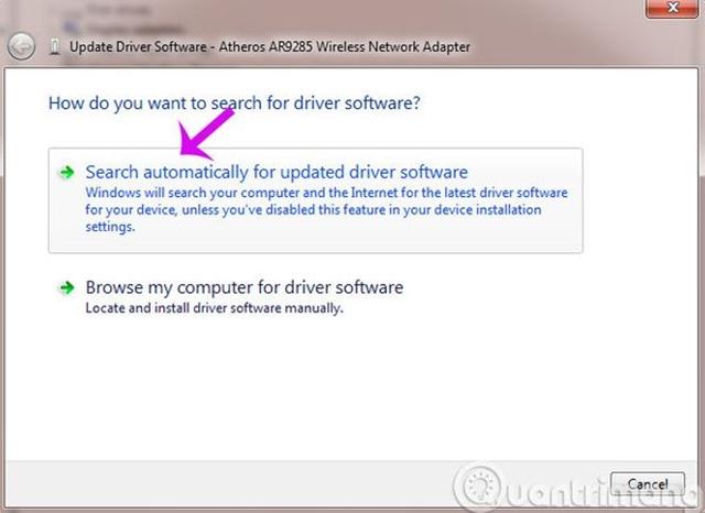Hướng dẫn cập nhật driver cho máy tính dễ dàng nhất
