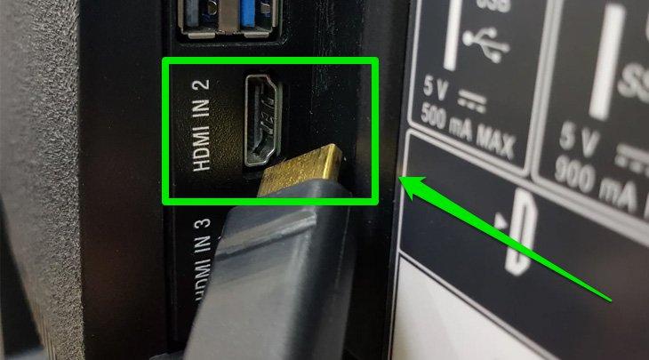 Kết nối máy tính, laptop với tivi thông qua cổng HDMI dễ dàng nhất