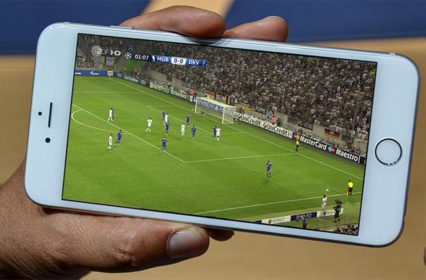 Hướng dẫn xem bóng đá trực tuyến trên điện thoại cực kỳ dễ dàng