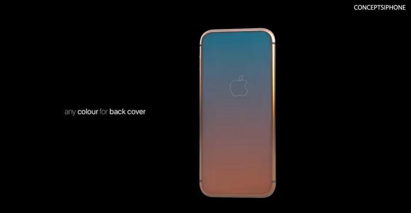 iPhone 12 lộ diện thiết kế 7 ống kính siêu độc đáo và đã mắt