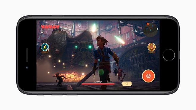 iPhone SE 2020 ra mắt: Thiết kế giống iPhone 8, chip A13 Bionic, hỗ trợ 2 SIM, giá 399 USD - Ảnh 2.