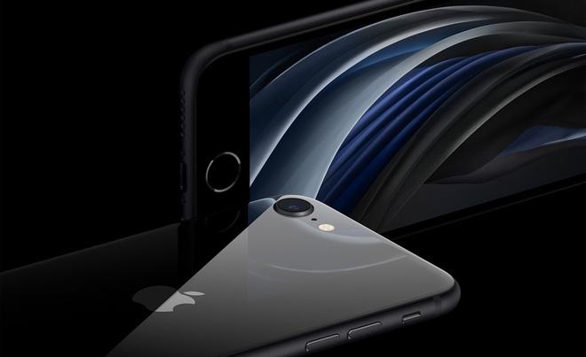 iPhone SE 2020 ra mắt: Thiết kế giống iPhone 8, chip A13 Bionic, hỗ trợ 2 SIM, giá 399 USD - Ảnh 3.