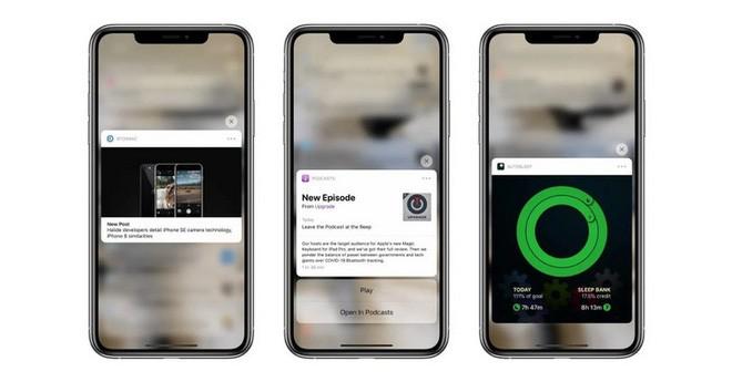 iPhone SE thiếu hỗ trợ Haptic Touch khi xem thông báo trên màn hình khóa nhưng đây không phải là lỗi - Ảnh 1.