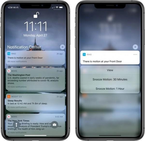 iPhone SE thiếu hỗ trợ Haptic Touch khi xem thông báo trên màn hình khóa nhưng đây không phải là lỗi - Ảnh 2.