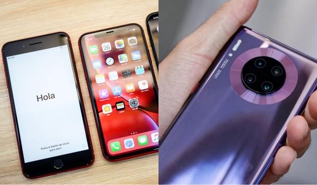 Loạt iPhone, smartphone Huawei, Oppo giảm giá đến 2.5 triệu đồng: Nhanh tay kẻo lỡ