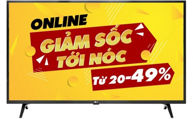 Loạt Smart TV 4K chính hãng giảm giá sâu chưa từng có, hạ đến 50%: Không thể bỏ qua