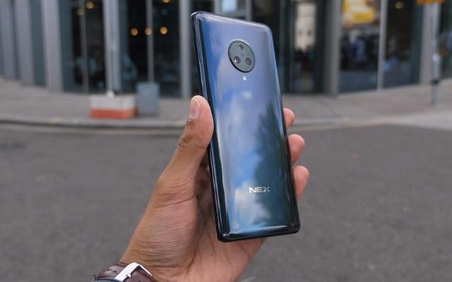 Vivo_NEX_3_5G_Loạt smartphone sở hữu camera có độ phân giải cao nhất hiện nay