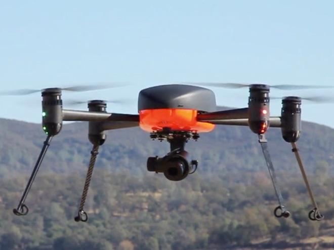 Máy bay không người lái truy tìm người nghi ngờ mắc COVID-19 - Ảnh 7.