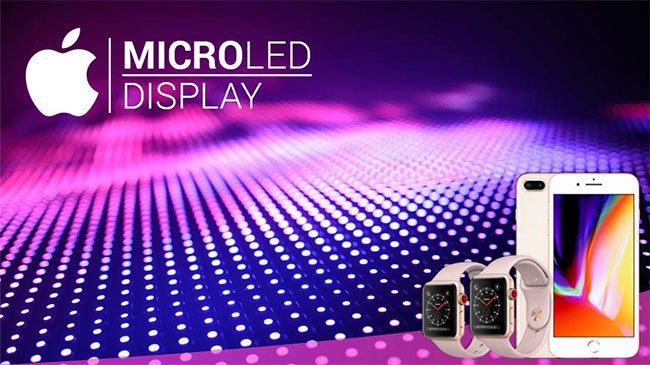 Màn hình MicroLED