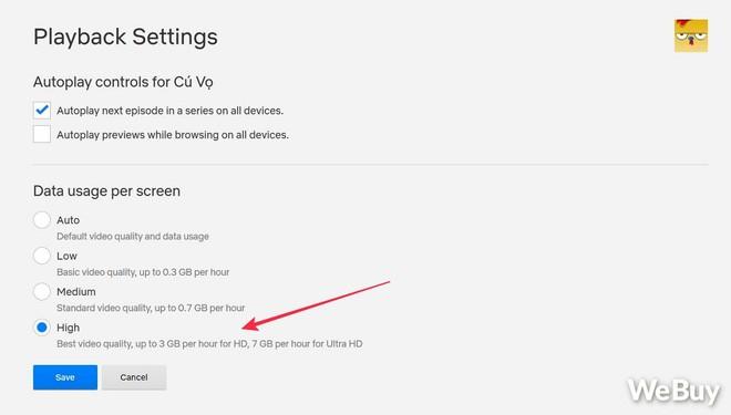 Muốn xem Netflix lúc nào cũng nét căng dù mạng siêu chậm thì hãy thử ngay cách này - Ảnh 2.