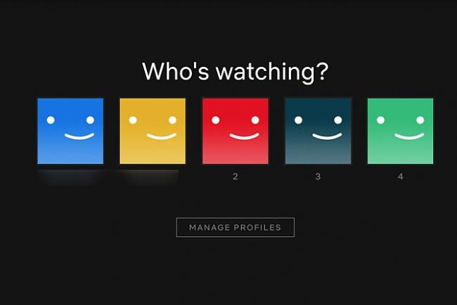 Người dùng cẩn trọng với các tài khoản Netflix 'lậu'