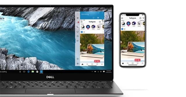 Nhắn tin và gọi điện trên iPhone trực tiếp từ máy tính Windows với ứng dụng miễn phí đến từ... Dell - Ảnh 1.