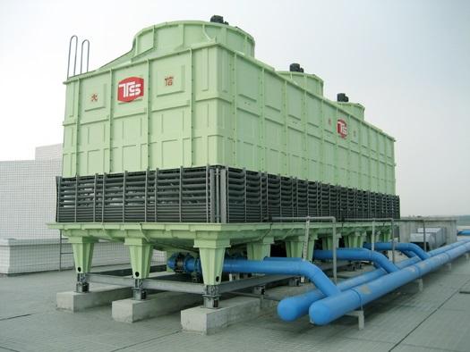 Review và báo giá các model tháp giải nhiệt Tashin chính hãng