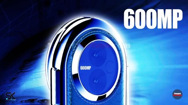 Samsung đang phát triển cảm biến di động độ phân giải siêu khủng 600MP