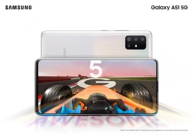 Samsung Galaxy A51 5G sẽ chính thức ra mắt ngày 7/5